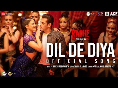 Dil De Diya lyrics -Salman Khan, Jacqueline Fernandez