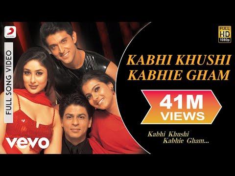 Kabhi Khushi Kabhie Gham Lyrics