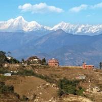 Nepal Mountain View