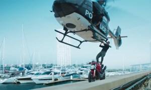 जब अक्षय हेलिकप्टरमा बिना सुरक्षा झुण्डिए…
