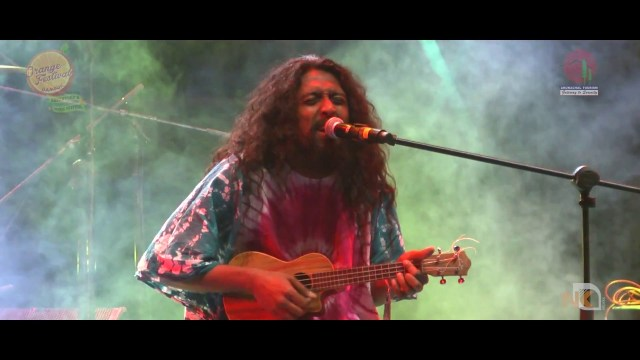 Resham Firiri ( Nepali Folk Song) | Fiddler's Green | Orange Festival Dambuk
