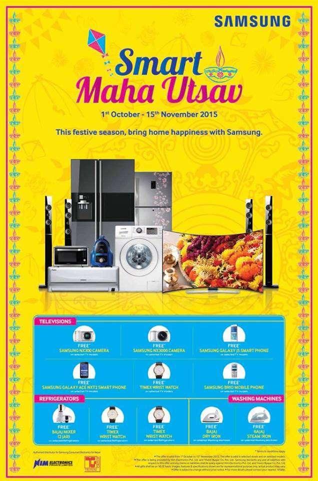 Samsung's 'Smart Maha Utsav'