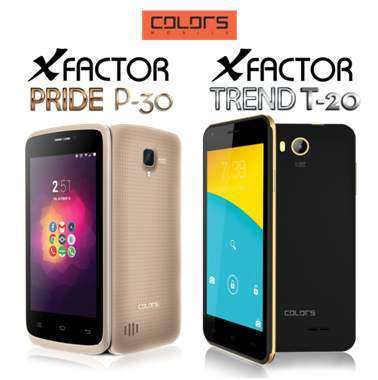 Colors Mobile launches two new phones
