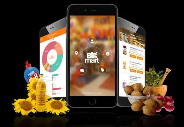 BigMart App allows BigMart to interact with its customers more effectively.