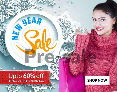 New year sale on Kaymu