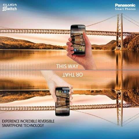 Panasonic Eluga Switch launched in Nepal