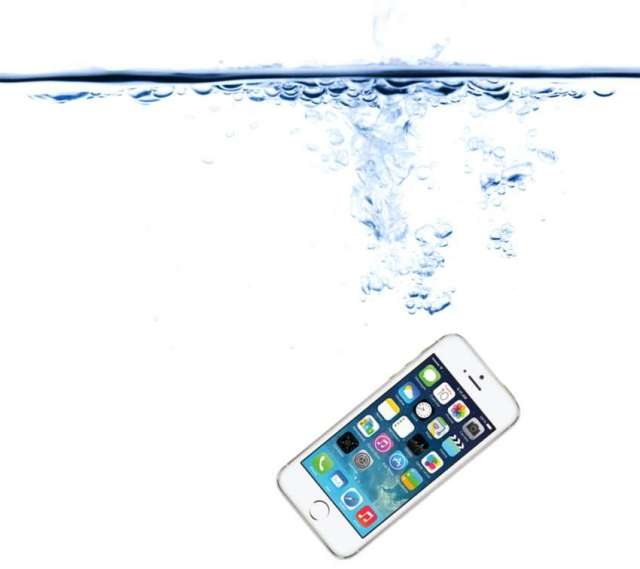 How to rescue your phone if it gets wet