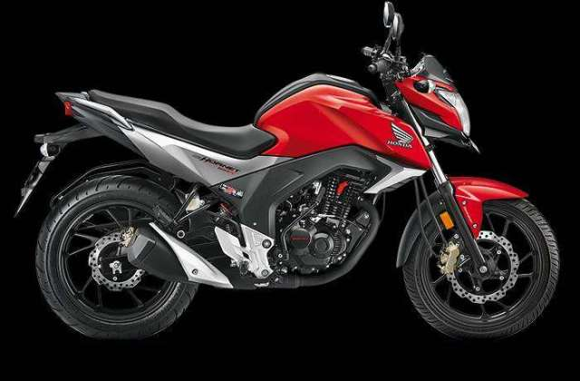 Honda Hornet 160 R launched