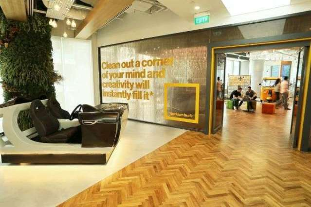VISA's First Innovation Center in Asia