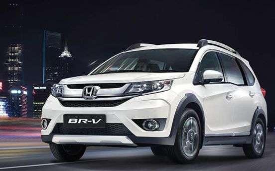 Honda Launches Compact Premium SUV BR-V