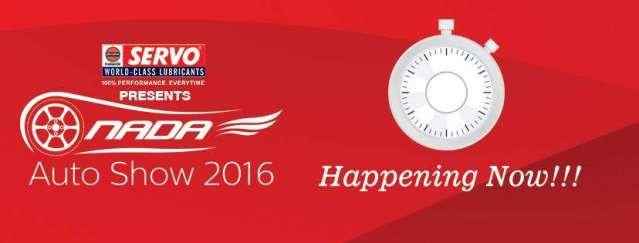 NADA Auto Show 2016 Kicks Off
