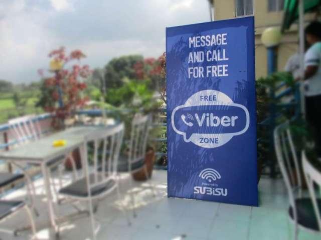 Free Viber Zones in Nepal