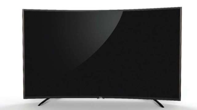 TCL Curve TV in the Nepali Market