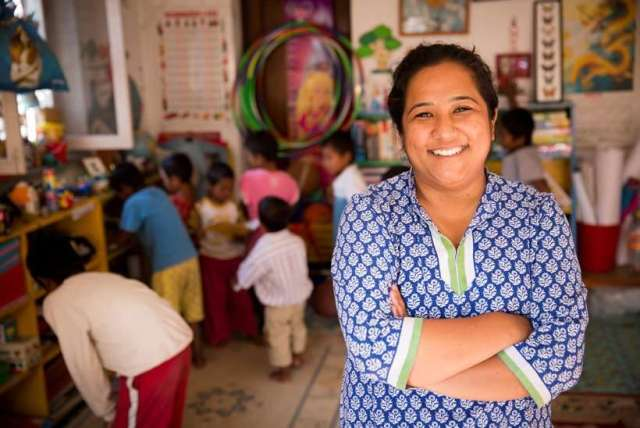 Pushpa Basnet is CNN SuperHero
