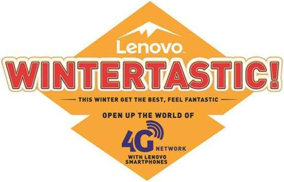 'Wintertastic' Offer from Lenovo Smartphone