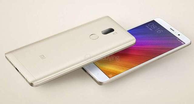 Xiaomi Mi 5s Plus in Market