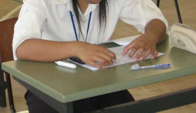 Secondary education exam begins across the country