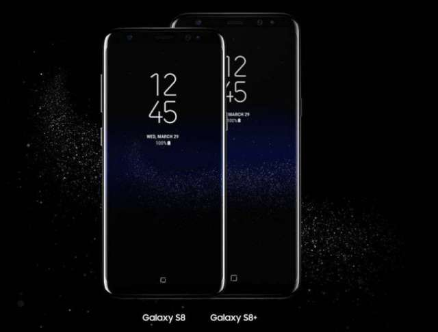 Samsung launches Galaxy S8 and Galaxy S8+ in Nepal