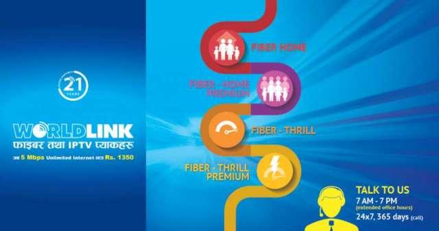 Worldlink's New Year Scheme