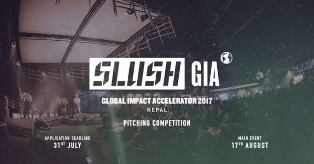 Slush Global Impact Accelerator Opens Application