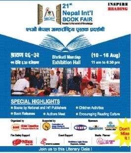 Nepal International Book Fair 2017