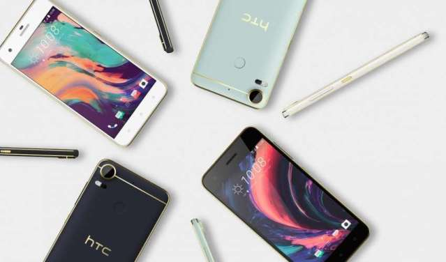 New Models of HTC Smartphone Launched in Nepal