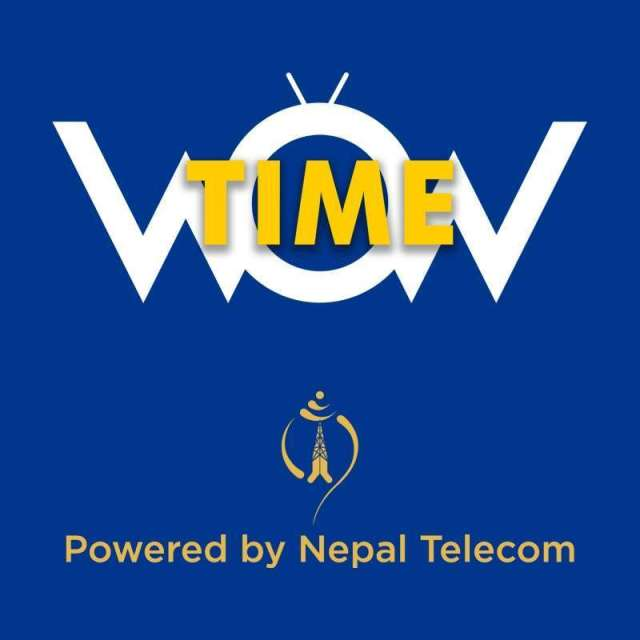 "Nepal Telecom Launches ""Wowtime"" App to Watch Live Shows"