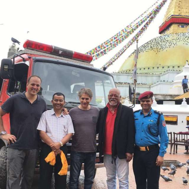 Fire Truck Expedition to Nepal Launches Crowdfunding Campaign