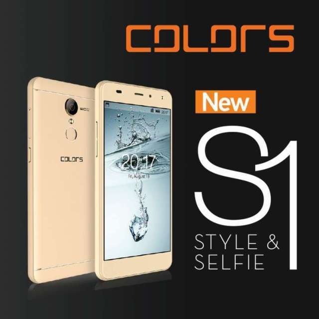 Colors Mobile Launches S1 Phones