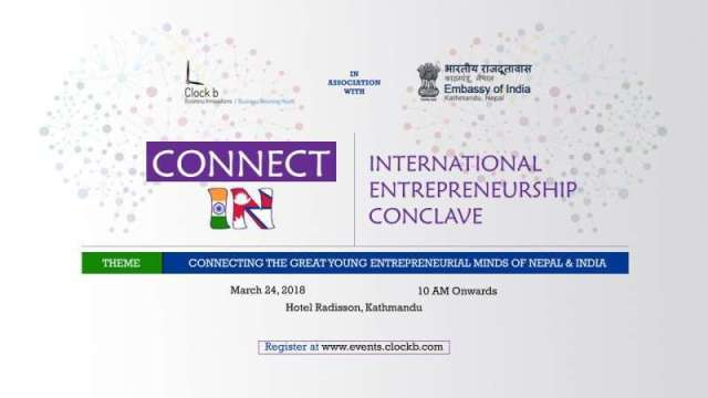 International Entrepreneurship Conclave on March 24