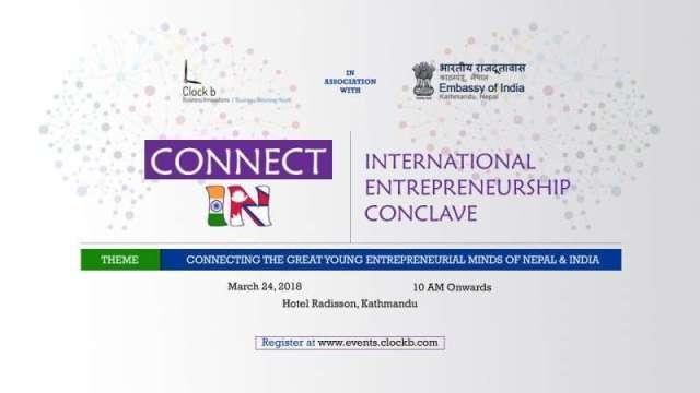 International Entrepreneurship Conclave on March 24