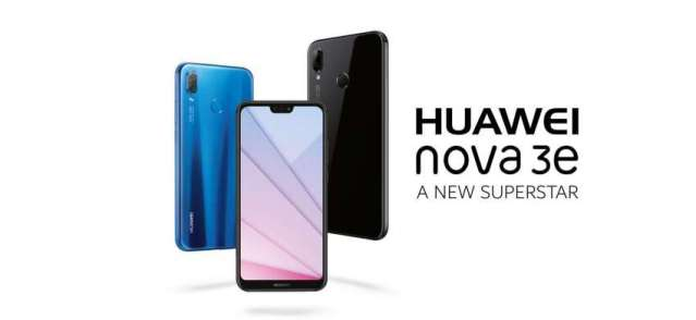 Huawei Nova 3e in Nepal