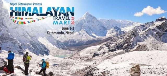 Himalayan Travel Mart 2018 in June