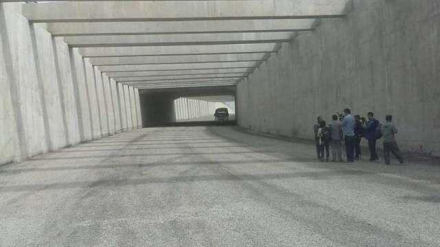 Kalanki underpass operative