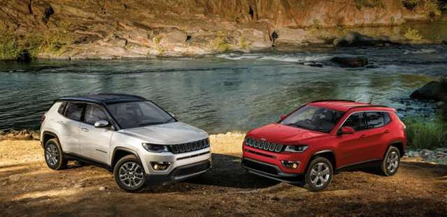 JEEP Compass in Nepal