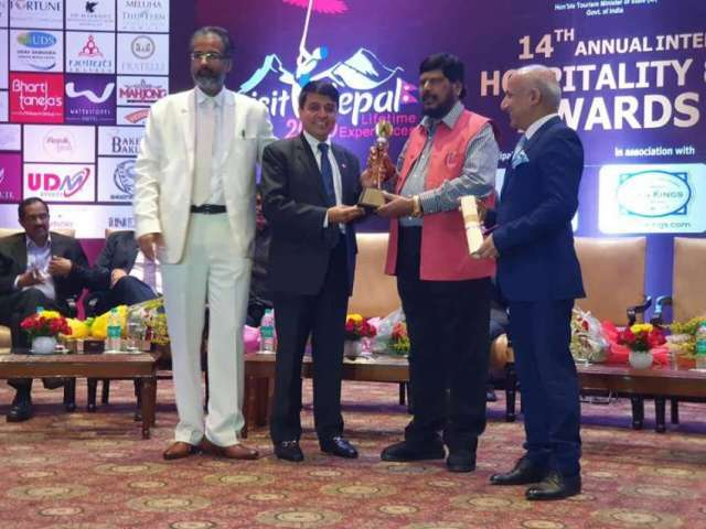 Chandragiri Hills Bags Nepal's Best Tourism Destination Award