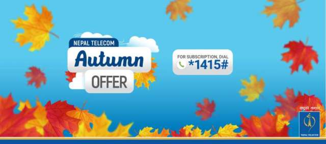 Nepal Telecom Announces Autumn Offer