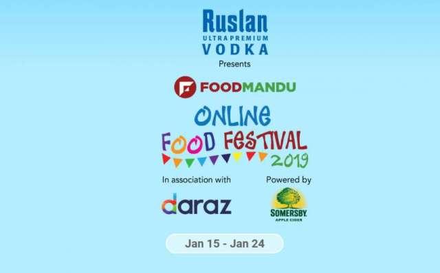 Foodmandu Online Food Festival