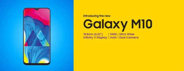 Samsung Galaxy M series Launched in Nepal