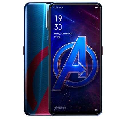 OPPO Launches Marvel's Avengers Limited Edition
