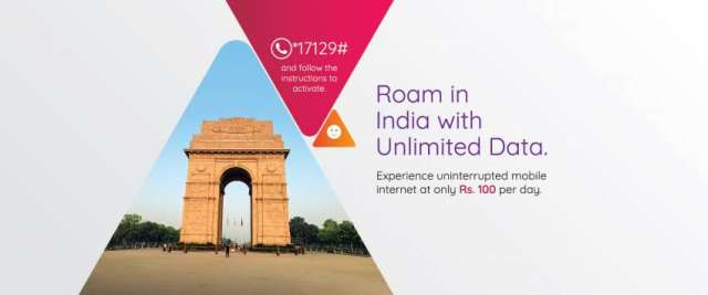 Daily Unlimited Data Roaming Pack