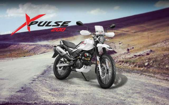 Hero Motocorp Launches Xpulse 200 in Nepal