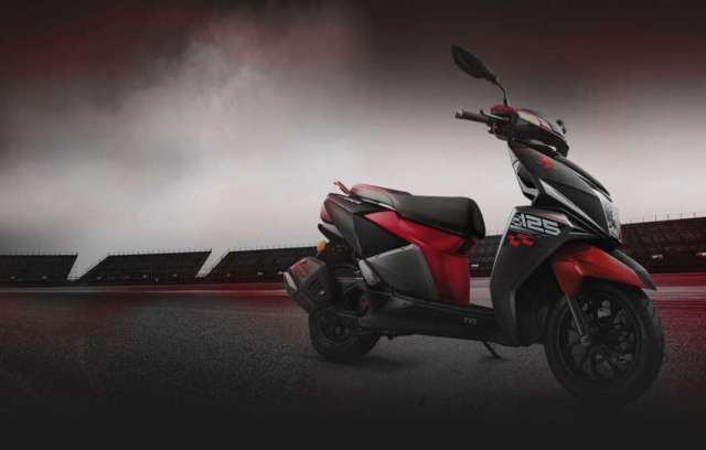 TVS Launches NTORQ 125 Race Edition