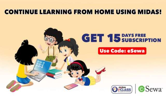 15 Days Free Subscription for Midas eClass