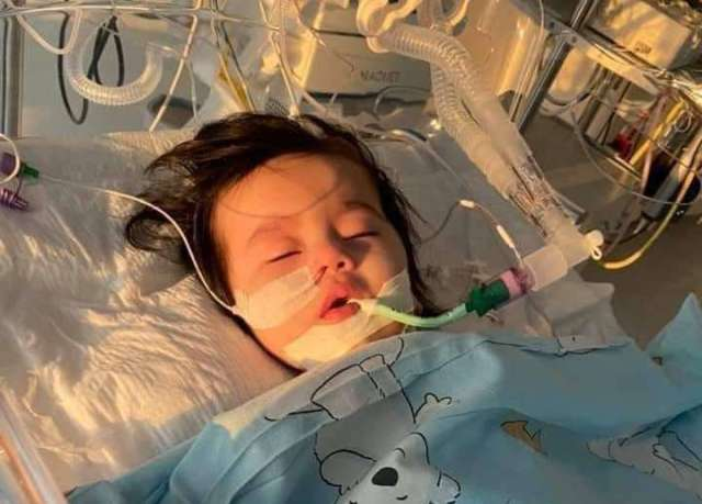 Help Siyona fight Spinal Muscular Atrophy
