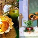 आकाशदीप दान, कार्तिक स्नान र तुलसी पूजा