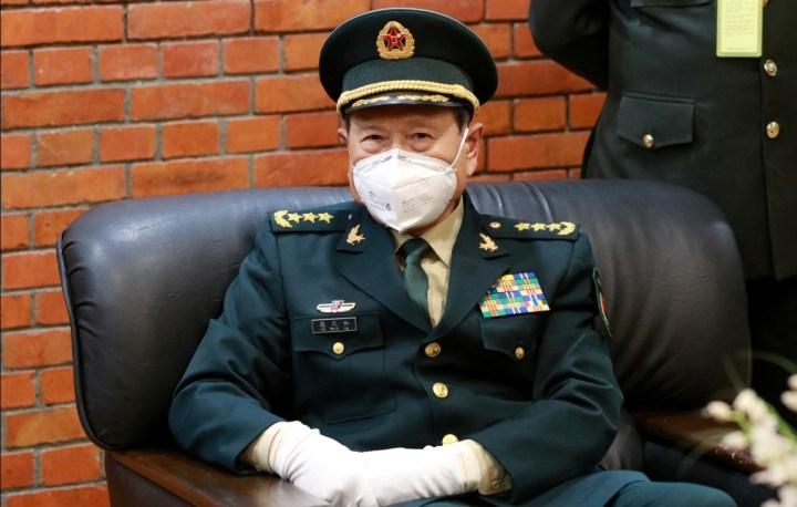 चिनियाँ रक्षामन्त्री जनरल वेई फेङ्हे