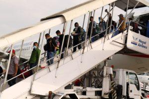कोरोनाका कारण विदेशमा अलपत्र परेका ७७ हजार नेपाली स्वदेश फर्किए
