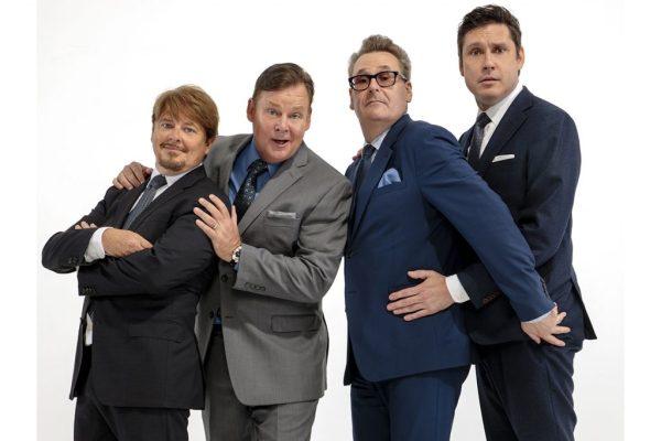 'Whose Line Is It Anyway?' cast improvises live at Sands ...