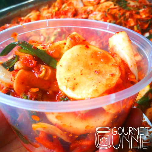Foods that are Best Eaten with Gourmet Unnie Kimchi